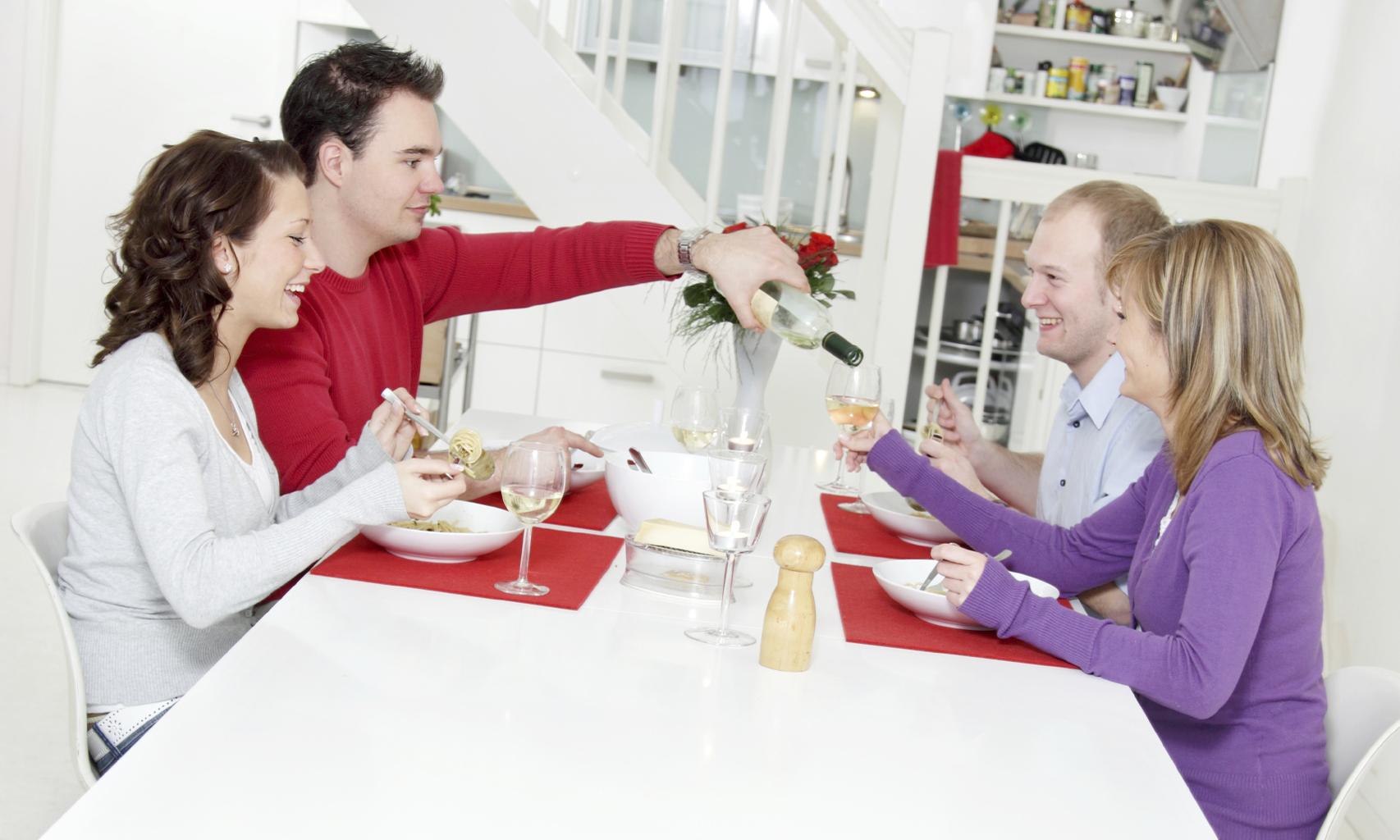 Geschichte des Abendmahls - Gemeinesames Essen als Gottesdienst - Kurzfassung