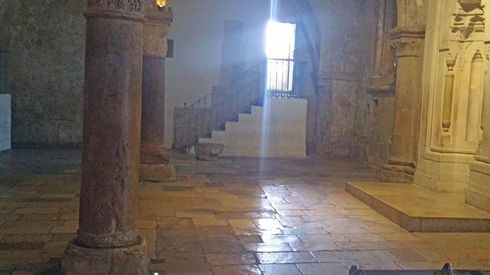 Vor Ort in Israel in den ersten Hauskirchen