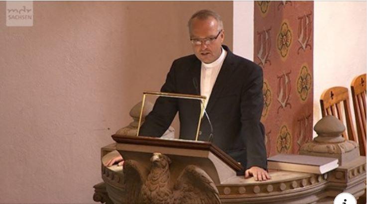 Die Abschiedsrede von Altbischof Rentzing und die kirchengeschichtliche Situation